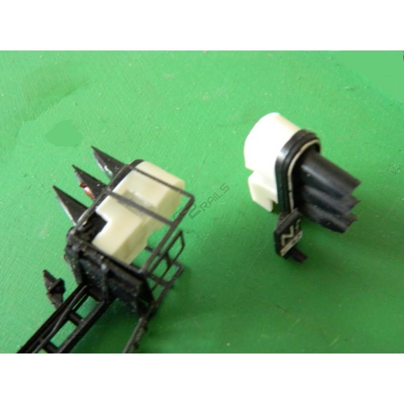 Capuchon pour nacelle ou feu de voie Jouef Ho adaptable, en impression 3D